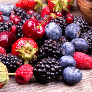 Berry Jams